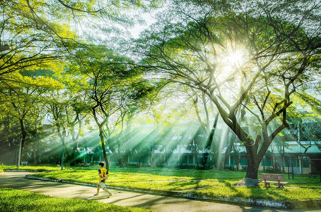 Kỹ thuật chụp ảnh phong cảnh đẹp
