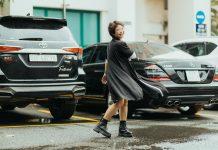 Album ảnh chân dung đường phố ca sĩ Vũ Thị Châu
