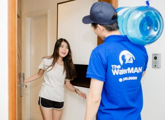 Album ảnh quảng cáo nước uống